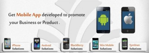 5 Reasons Why Should Choose Mobile App Development In India