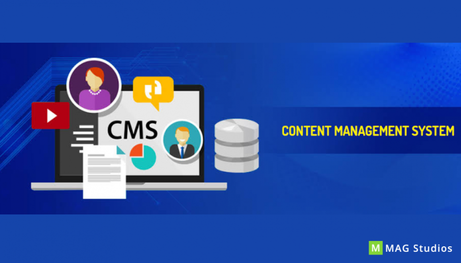 What  technical skills does a team needs to manage a content management system?