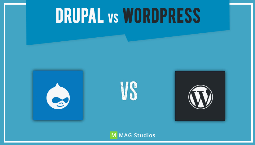 Drupal VS WordPress:  Differences