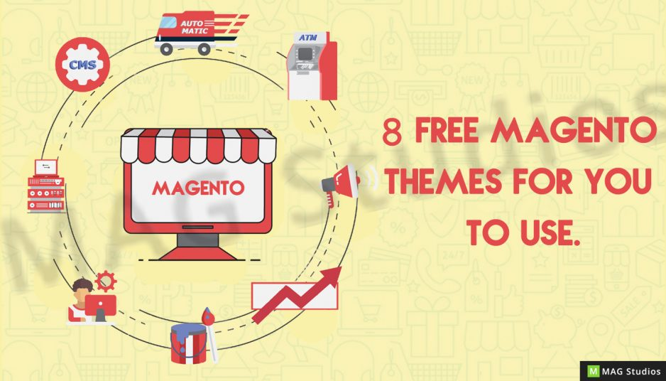 8 Free Magento Themes for you to use!