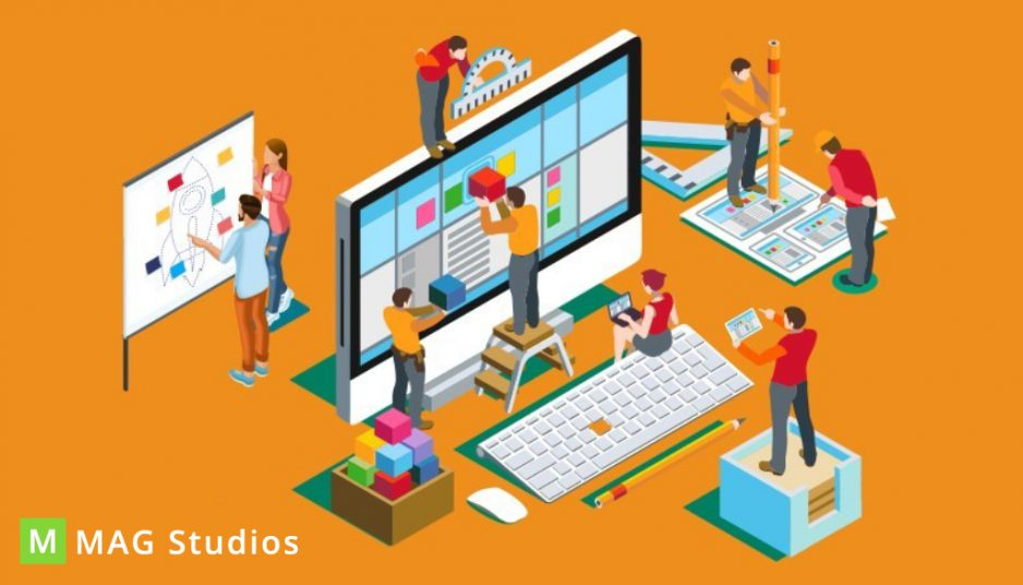 Why avail web design services in India?