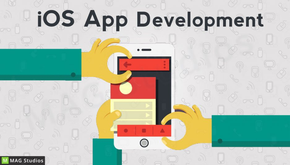 Increase the productivity of your business with an iOS App
