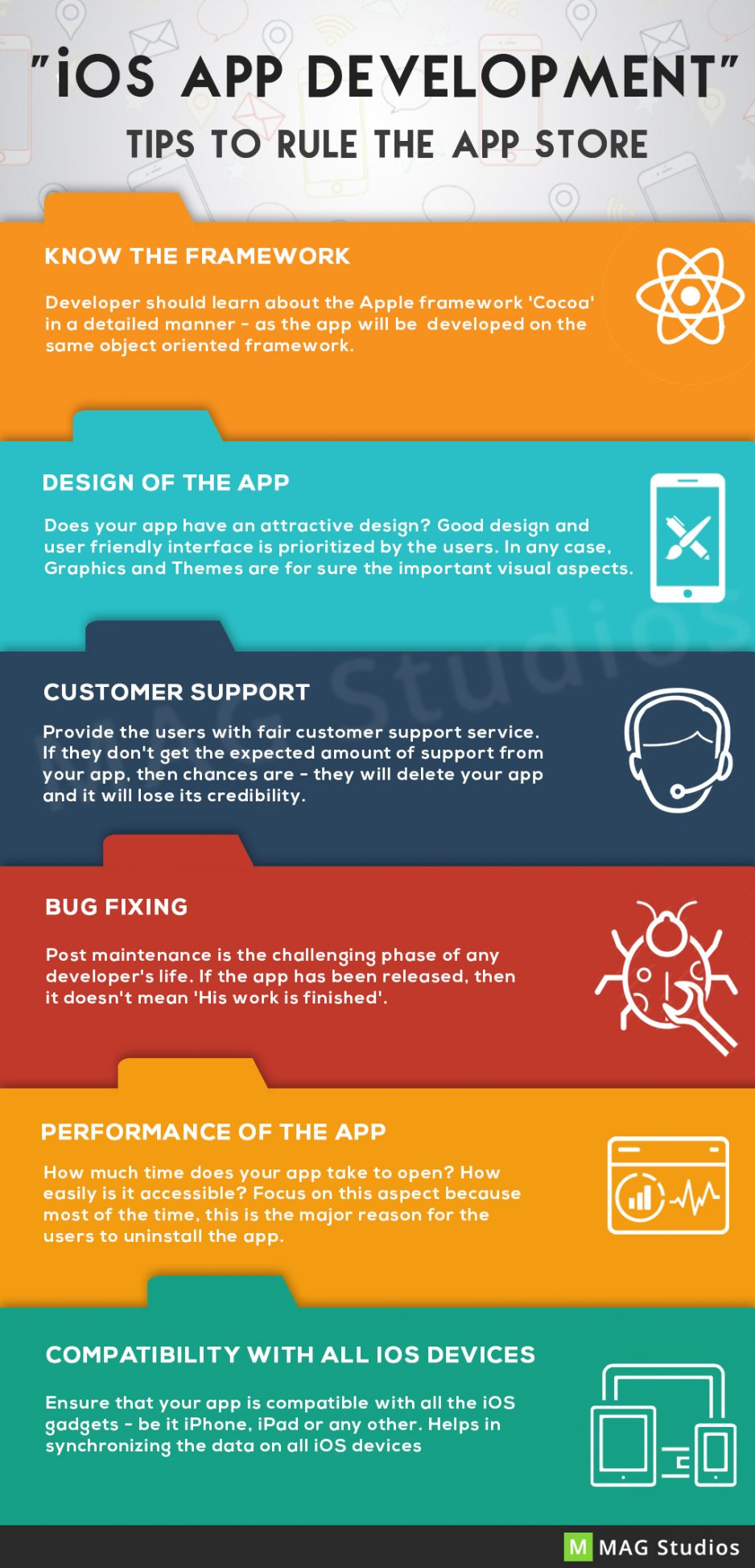 iOS App Development tips to rule the App Store