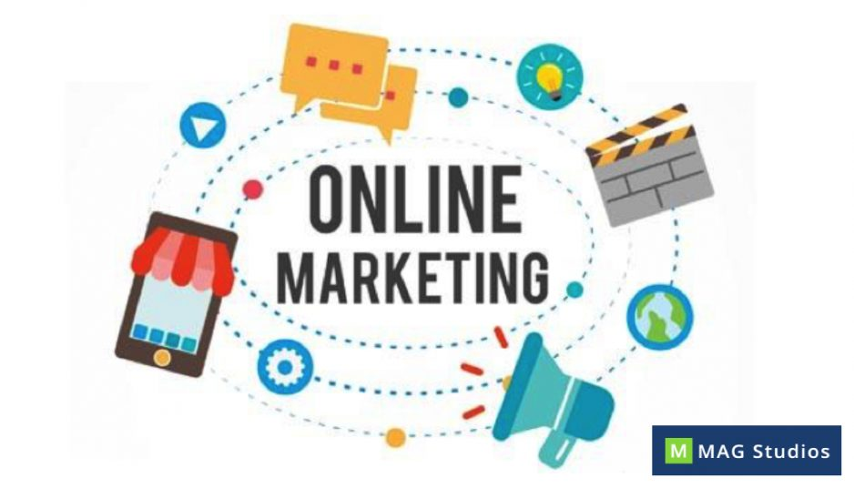 A guide to online marketing: Features and benefits