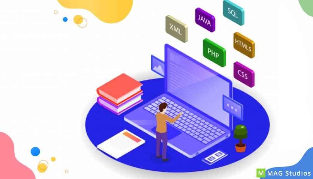 Software development in India