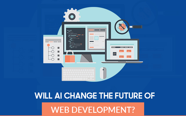 How AI will change the future of website development?