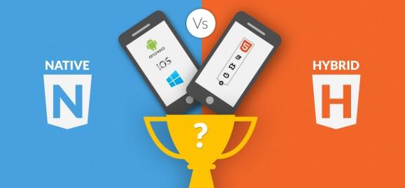 Hybrid Vs Native mobile application development