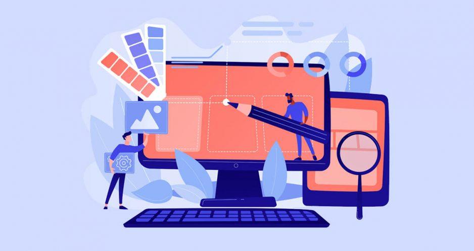 Benefits of hiring a web design company